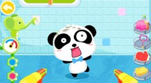 Baby Pandas Bath Time - Babybus - Gameplay app android apk