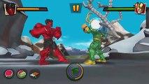 Mix Smash Marvel Super Hero Mashers Superheroic - Planet Hulk, Red Hulk, Green Hulk