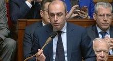 Bruno Le Roux répond à Olivier Marleix sur les violences à Juvisy