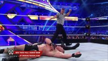 The Undertaker vs. Brock Lesnar – WrestleMania 30 — The End of The Streak, only on WWE Network