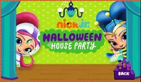 Nick Jr. Halloween House Party   Blaze   Bubble Guppies   Dora and Friends   Paw Patrol   New Game!