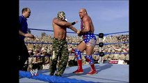 Eddie Guerrero & Rey Mysterio vs Kurt Angle & Luther Reigns SmackDown 12.23.2004
