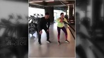 Hot Sunny Leone Killer Workout Video