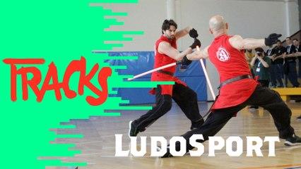 Première web : L''heure de gloire du sabre laser - LudoSport - Tracks ARTE