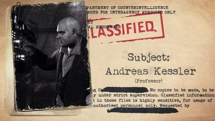 Andreas Kessler Story Trailer de Sniper Elite 4