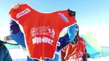 Adrénaline - Tous sports : Snowkite Masters 2017, une belle réussite à l'Alpe d'Huez