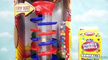 PAW PATROL Slime Gumball Toy Hunt Surprises, Skye Gets Sick on Secret Life of Pets Toys LEARN COLORS