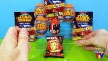Star Wars Darth Vader Dolls Nesting Dolls Surprise Toys Surprise Eggs Lego Build Compilation