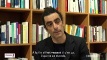 Sandro Bonvissuto - Dedans