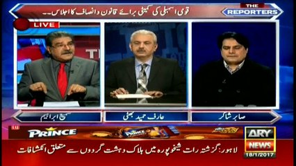 Sabir Shakir analyses Rana Sanaullah's public wrath statement