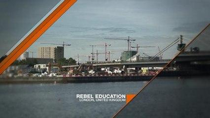 Post Script - Rebel Education - London promo