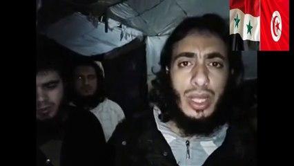 سجناء تونسيون في سوريا