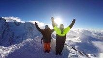 Adrénaline - Ski : Home from the top S02E01, lancement de la saison 2 aux Arcs avec Romain Grojean
