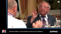 Philippe Etchebest - Cauchemar en cuisine : Ses plus gros clashs avec les candidats (vidéo)