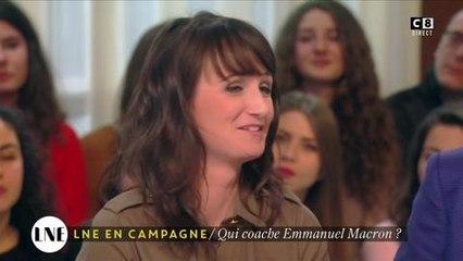 LNE : qui coache Emmanuel Macron ?