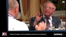 Philippe Etchebest - Cauchemar en cuisine : Ses plus gros clashs avec les candidats (déo)