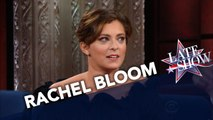 Too Clumsy To Be A Surgeon, Rachel Bloom Chose Musical Theatre Instead