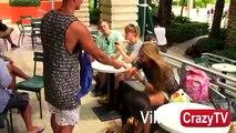 Taking Off HOT GIRLS BRAS with Magic! - Making Girls Strip - Hot Girls take off Bras