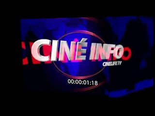 INTERVIEW PHILIPPE LACOTES (Réalisateur du film RUN…) AU CINQUANTENAIRE DE CINÉMA IVOIRIEN