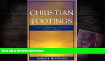 PDF  Christian Footings: Creation, World Religions, Personalism, Revelation, and Jesus For Ipad