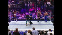 Eddie Guerrero & Booker T vs Rey Mysterio & Rob Van Dam WWE Tag Team Titles Match SmackDown 12.30.2004