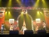 sandra show dance at concert pleng ruk 9/9/2007