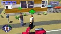 Let's play - Les sims permis de sortir : épisode 2 , La caravane de julien