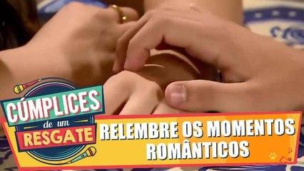 Relembre os melhores momentos românticos de Cúmplices