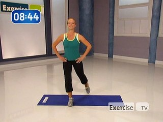 EXERCISE TV - Strong & Fit Legs - Jessica Smith