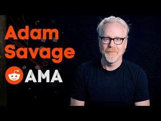 Adam Savage – Mythbusters Finale AMA