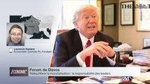 Forum économique mondial de Davos : la Chine, chantre du libre-échange face au protectionnisme de Trump