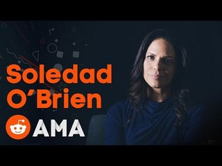 Reddit AMA: Soledad O'Brien