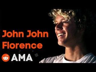Pro Surfer, John John Florence: Top AMA Answers