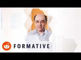 Stephen Wolfram's Formative Moment