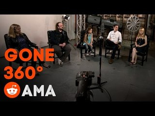 """360° AMA with creators of virtual reality thriller """"GONE"""""""