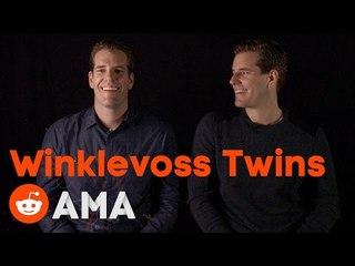 The Winklevoss Twins: Reddit AMA