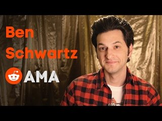 Parks and Rec's Jean Ralphio, Ben Schwartz: Ask Me Anything!