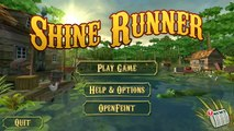 Shine Runner Gameplay Android / Ios (iphone, ipad) Gameplay [HD]