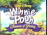 Winnie the Pooh: Seasons of Giving Trailer