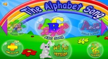 The ABC Song alphabet song for kids TabTale Gameplay app