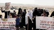 إسرائيل تستهدف بدو النقب