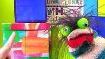 Fizzy Needs Your Help! Get Ready for His Birthday, Help Learning Colors & Getting a Bath!