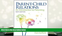Download [PDF]  Parent-Child Relations: An Introduction to Parenting (9th Edition) Trial Ebook