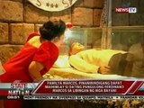 Pamilya Marcos, pinaninindigang dapat maihimlay si dating Pangulong Marcos sa libingan ng mga bayani