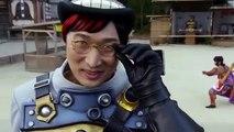 Shuriken Sentai Ninninger vs. ToQger the Movie: Ninjas in Wonderland Trailer