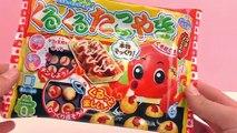 Nous faisons la cuisine!    Popin Cookin Kracie   Spécialités japonaises à faire soi-même