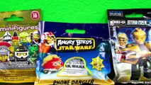 Angry birds Mash-Ems, Despicable Me 2 and More Mystery Bags!