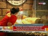 Paghimlay kay Marcos sa libingan ng mga bayani, insulto raw para sa mga biktima ng martial law