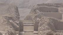 El santuario de Pachacamac rehace los pasos de los primeros españoles en Perú