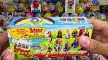 40 Киндер Сюрпризов,Unboxing Kinder Surprise Angry Birds,Фиксики,Peppa Pig,Маша и Медведь,Minions